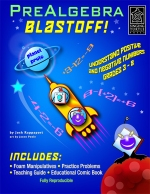 PreAlgebra Blastoff! — for Positive and Negative Numbers