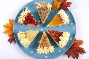 Thanksgiving Apple, Pecan, Cherry, Caramel, Pumpkin Spice And Ch